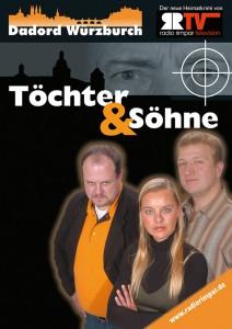 Dadord-Wuerzburch - Töchter & Söhne - Plakat