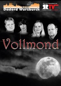 "Kinoplakat zum Dadord Würzburch ""Vollmond"""