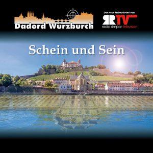 Dadord Würzburg - Schein und Sein - Cover